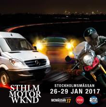 PRESSINBJUDAN: Stockholm Motor Weekend