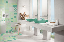 Tendances 2017 pour la salle de bains : qu'elle soit nordique, décontractée ou encore vintage, un design élégant est de rigueur