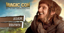 MagicCon 2018: Hobbit-Star Adam Brown aka Zwerg Ori kommt nach Bonn