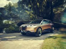 Live transmission fra BMW's pressekonference på L.A. Auto Show 2018
