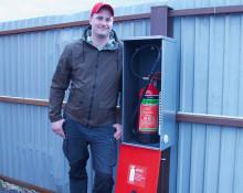 Nya rutiner i Halmstad när litiumbatterier blir farligt gods