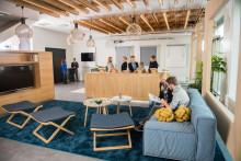 Somfy öppnar showroom för smarta hem i nya stadsdelen Hyllie
