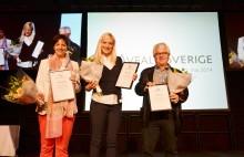 Doggybagkampanj får pris från Avfall Sverige
