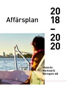 Affärsplan 2018-2020, Västerås Marknad & Näringsliv AB