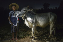 El español Rubén Salgado Escudero es nombrado  Fotógrafo de Retratos del Año en los Sony World Photography Awards 2015, el concurso de fotografía más grande del mundo