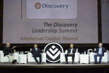Sports leaders emphasise integrity and vision at Discovery Leadership Summit