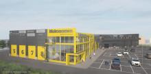 Castellum uppför ny anläggning för Mekonomen i Malmö