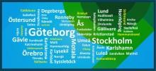 Mitt Europa öppnar sina dörrar i hela Sverige