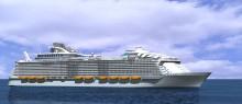 Royal Caribbeans cruisenyheter for Europa og Alaska i 2016/2017: Seiler splitter nytt Oasis-skip direkte til Middelhavet