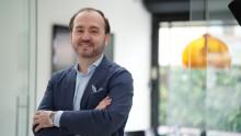 Yann Hedoux er ny i Falcks Executive Management