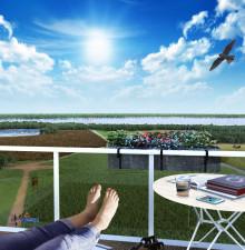Nu växer Örebro österut i nytt bostadsprojekt