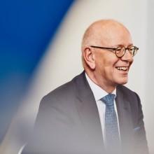 Ton Hopmans blir ny vd för Randstad Sweden Group