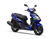 Movistar Yamaha MotoGP Editionを数量限定発売 二輪最高峰レースMotoGPマシンのイメージを再現した原付二種スクーター「シグナスX XC125SR」