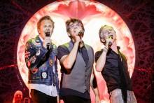 Glenmark,  Eriksson och Strömstedt ger extrakonserter i Båstad, Höga Kusten och  Dalhalla!