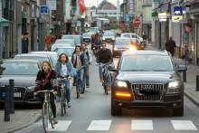 Fietsinvesteringen moet fiets meer ruimte geven