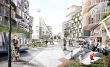 Riksbyggen utvalda att utveckla och bygga Landvetter Södra