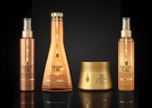L'Oréal Professionnel Mythic Oil - Itämaisien öljyjen kaunistavat ominaisuudet nyt kaikille hiustyypeille