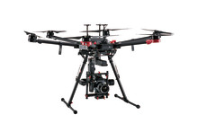 DJI And Hasselblad Introduce World's First 100-Megapixel Integrated Aerial Photography Platform