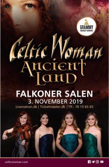 Celtic Woman i Falkoner Salen 3. november