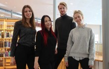 Jackpot in Las Vegas for Gävle's students in spatial planning