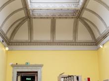 Uppdaterad färgsättning lyfter fram konstupplevelsen i nyrenoverade Nationalmuseum