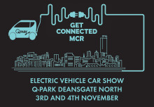 Get Connected MCR Electric Car Show!