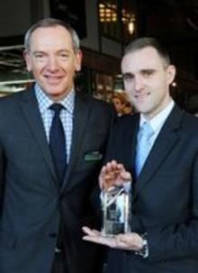 Award success for London Midland employee