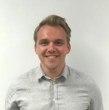 Anders Ström ser fram emot att arbeta med trafiksimulering på Iterio