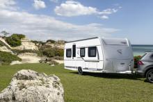 Fendt-Caravan präsentiert die Caravans 2020