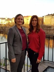 CRM bolag med kvinnlig ledning växer sig starkare