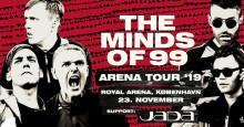 JADA TAGER MED THE MINDS OF 99 PÅ ARENA TOUR