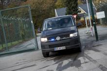 Kriminalforsorgen er klar til transportopgave