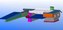 3D-teknik bakom Härnösands nya kanalbro