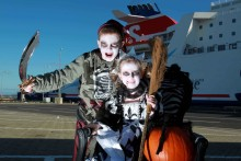 Spook-tacular cruise offer with Stena Line