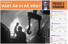 STÅLÅRET 2019: VART ÄR VI PÅ VÄG?