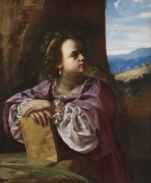 Nationalmuseum acquires a work by Artemisia Gentileschi