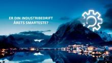 Tre sterke industriselskaper i finalen om å bli Norges smarteste