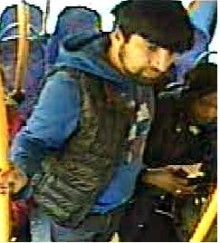 Image appeal following sexual assaults on buses