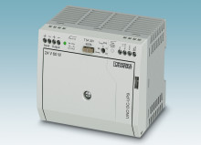 Compact UPS with integrated power storage