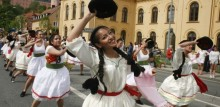 Kulturernas Karneval för femte året i Uppsala