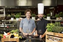 Sheraton Paired x Mischa Billing: Nytt matkoncept signerat Mischa Billing sätter smak på Sheraton Stockholm Hotels konferens