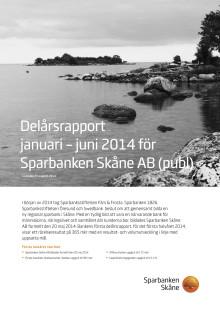 Delårsrapport januari – juni 2014