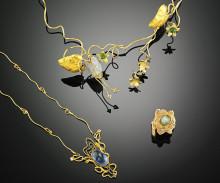 Eventyrlige smykker på auktion