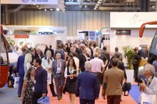 Industry 'looking forward' to Coach & Bus UK 2017