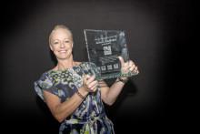 Anna A. Sandholm utnämnd till årets avdelningschef inom Quality Hotel