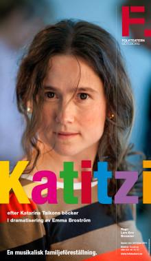 Katitzi – från Folkteatern Göteborg till Teaterbiennalen i Gävle!