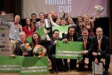 Årets omgång av Venture Cup Startup imponerar!