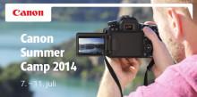 Canon Summer Camp 2014 - for fotografer og fotostudenter som vil bruke en uke til å utvikle seg fotografisk