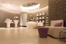 Nytt lyxhotell i Dubai kan inspirera svenska designers och arkitekter att använda terazzobeläggningar på nytt sätt