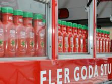 Stor ketchupsatsning invigdes i Fågelmara